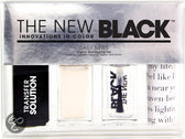 The New Black Typography - Daily News - Nagellak