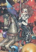 Heye Puzzel - Victoria Francés: Misty Circus Carousel