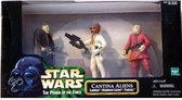Star Wars Speelgoed: Cantina Aliens - Nabrun Leids - Takeel