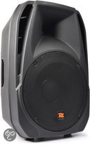 Power Dynamics Home entertainment - Speakers PDA-15ABT MP3 BT Actieve PA Speaker 15
