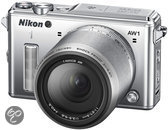 Nikon 1 AW1 + 11-27.5mm - Systeemcamera - Zilver