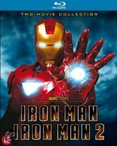 Iron Man 1 & 2