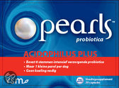 Pearls Probiotica Acidophilus Plus 10st