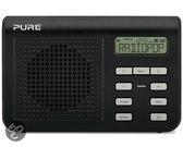 Pure One Mi II - Digitale FM-radio - Zwart