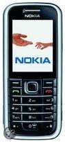 Nokia 6233 - Zwart