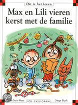 Max en Lili vieren kerst met de familie
