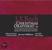 Weihnachtsoratorium J.S. Bach by Soloists/the Netherlands Bach Society