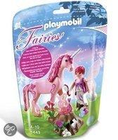 Playmobil Zorgfee met Eenhoorn Roos - 5443