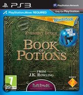 Foto van Wonderbook, Book of Potions (Move)  PS3