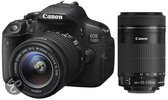 Canon EOS 700D + 18-55 mm IS STM & 55-250 mm IS - Spiegelreflexcamera