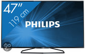 Philips 47PFK6109 - Led-tv - 47 inch - Full HD - Smart tv