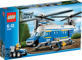 LEGO City Vrachthelikopter - 4439