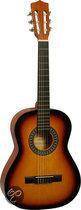 Klassiek gitaar 91 cm - Donkerbruin