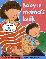 Baby in mama's buik