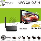 MiniX Home entertainment - Mediaplayers X8