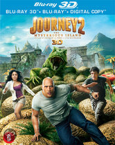 Journey 2: The Mysterious Island (3D Blu-ray)