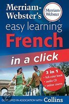 Merriam-Webster's Easy Learning French In A Click [With Cd (Audio)]