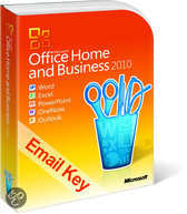 Microsoft office Home and Business 2010 | OEM | 32/64 bits | Download + Licentie | Installatietaal naar keuze