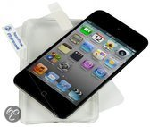 Logic3 IPT212 - Deluxe TPU Case voor Apple iPod Touch 4G - Transparant