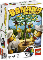 LEGO Spel - Banana Balance