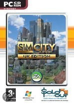 Sim City 3000 - UK Edition