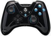 BigBen Draadloze Controller met Verlichting Zwart - Wii U