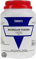 Tendo Boorzuurpoeder Tendo - 800 g - Deodorant