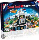 Donald Duck houdt van Nederland - Bordspel