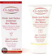 Clarins Age Control Hand Lotion - SPF 15