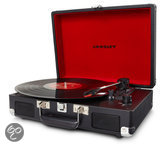 Crosley Home entertainment - Platenspelers CR8005A-BK