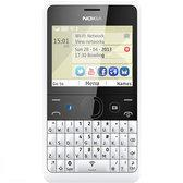 Nokia Asha 210 - Wit