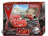 Carrera Go Racebaan Disney Cars 2 - Porto Corsa Racing