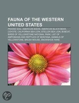 Fauna of the Western United States