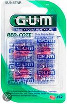 Gum Red Cote Plakverklikkers - 12 st - Tandpasta