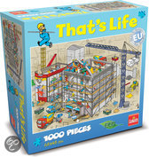 That's Life Contruction Site Puzzel