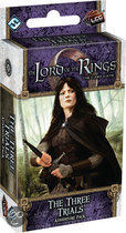 Lord of the Rings LCG: The Three Trials Adv.Pack