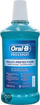 Oral-B Pro-Expert Frisse Munt - 500 ml - Mondwater