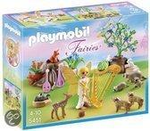 Playmobil Fee Melodie tussen de Dieren van het Bos - 5451