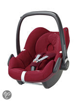 Maxi Cosi Pebble Autostoel - Robin Red - 2015