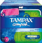Tampax Compak - Super