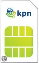 KPN Prepaid Sim-Only inclusief 10 euro beltegoed