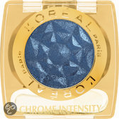 L'Oréal Paris Color Appeal Chrome Intensity - 182 Blue Jean - Blauw - Oogschaduw