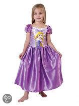 Prinsessenjurk Classic Rapunzel - Carnavalskleding - Maat S - 103/116 - 3-5 jaar