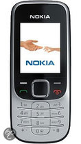 Vodafone prepaidpakket met Nokia 2330 - Zwart