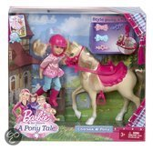 Barbie Zus Chelsea met Pony