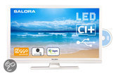 Salora 24LED8115CDW- Led-tv-/dvd-combo - 24 inch - HD-ready - Wit