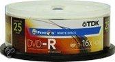 TDK Mini DVD-R (10 stuks)
