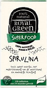 Royal Green Spirulina - 120 st