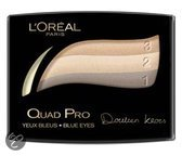 L'Oréal Paris Color Appeal Quad Pro - 303 Doutzen - Oogschaduw