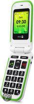 Doro PhoneEasy 410 GSM - Wit
